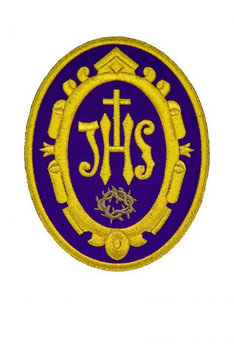 """Hdad de """"Jesús Cautivo"""" , Sevilla (escudo de antifaz)"""