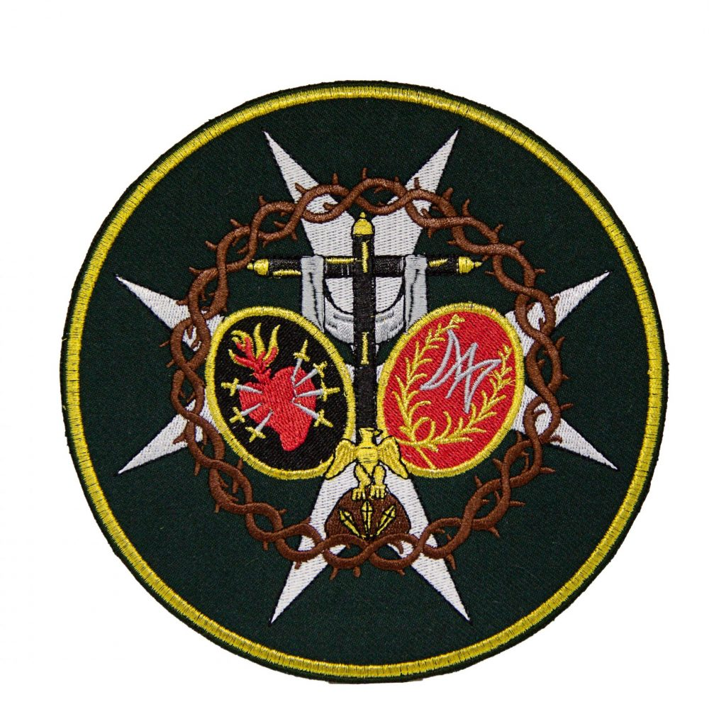 Escudo Bordado Escudos hermandades y cofradías