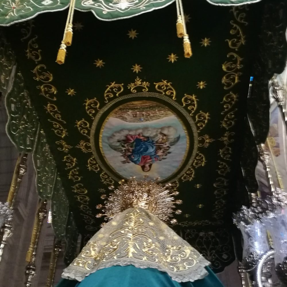 Palio Virgen de la Esperanza, Yecla