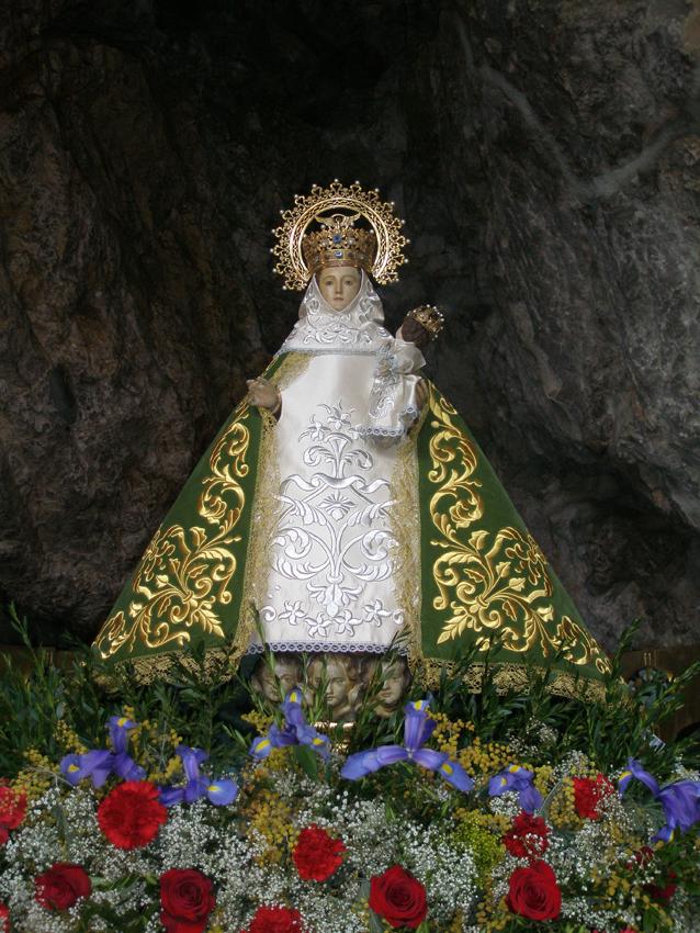 Virgen De Covadonga Todo Lo Que Necesitas Saber Bordadosbarber